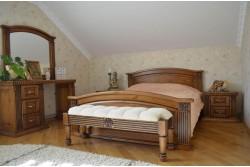 Меблі з дуба у спальню  «АФІНА»