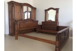Меблі з дуба у спальню «БАВАРІЯ»