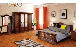 Меблі з дуба у спальню «ХРИСТИНА»