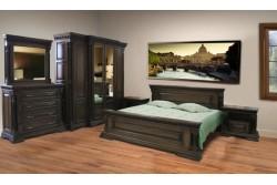 Меблі з дуба у спальню «ЛЮКС»