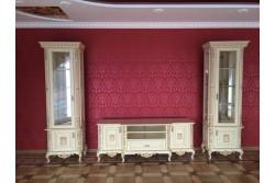 Меблі з дуба у вітальню «ХРИСТИНА»